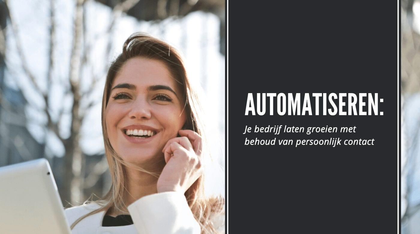 Automatiseren van personeelsplanning