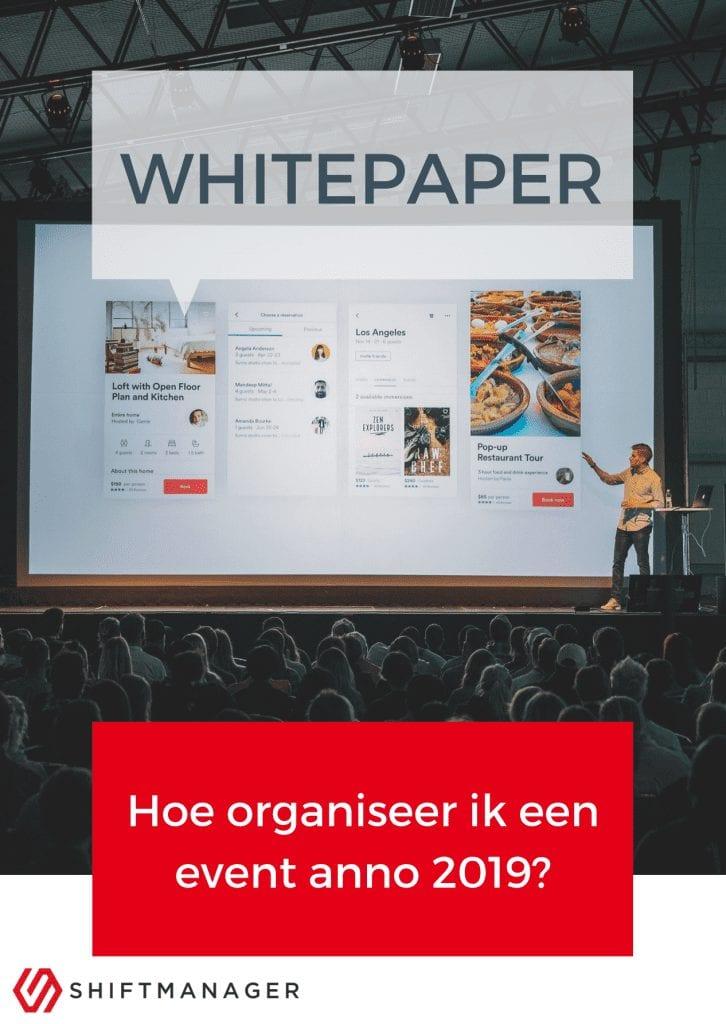 Whitepaper: Hoe organiseer ik een event anno 2019
