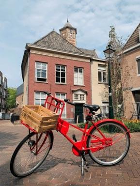 Shiftmanager Kantoor in de binnenstad van Den Bosch