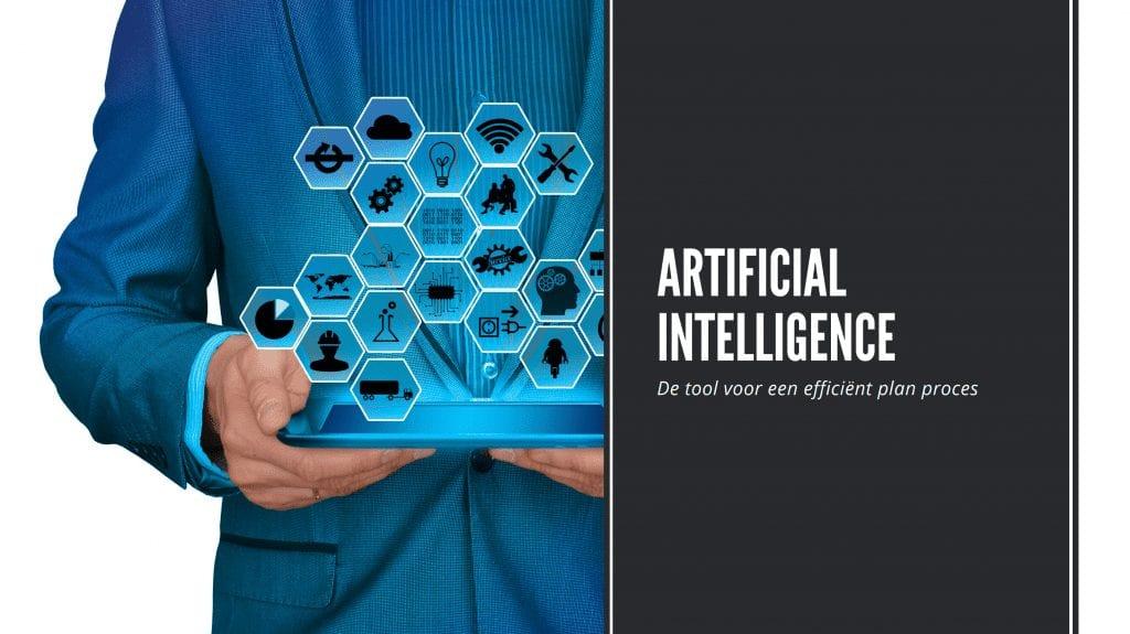 AI als tool voor een effectief plan proces